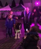 Hugo at Christmas event_Putney_Swiss