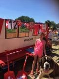 Hugo, Lewes Raft Race for STC